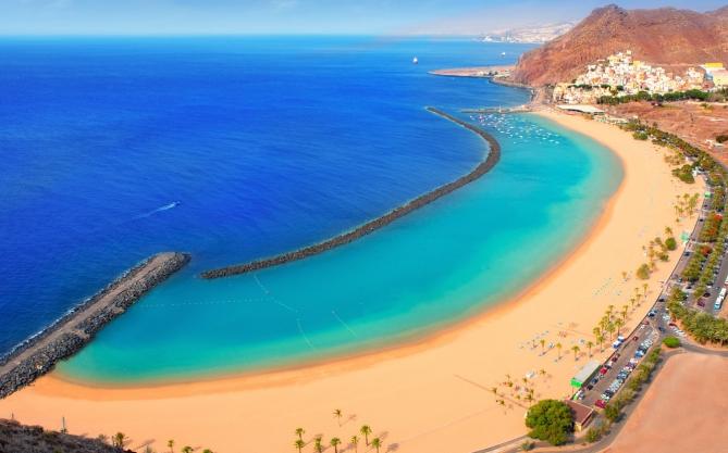 Tenerife strand